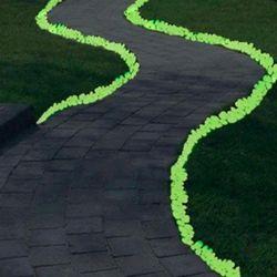đá Dạ quang phát sáng trong đêm trang trí sân vườn hồ cá giá sỉ