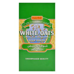 Yến mạch nguyên chất White oat HAHNE Đức 500g/hộp giá sỉ