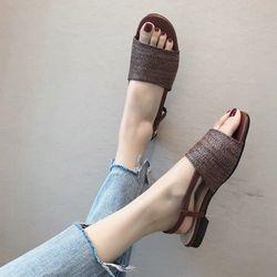 Sandal cói giá sỉ