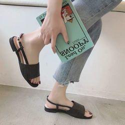 Sandal cói giá sỉ, giá bán buôn