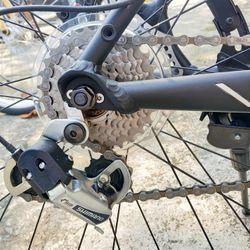 Xe đạp địa hình Alcott GT09 ĐEN TRẮNG giá sỉ, giá bán buôn