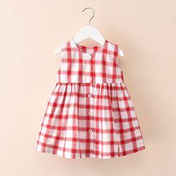 Váy thô mềm mát thiết kế đơn giản giá sỉ
