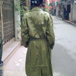 Áo mưa mangto quân đội giá sỉ