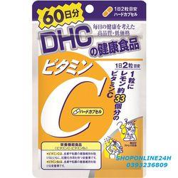 Vitamin c dhc 60 ngày 120 viên giá sỉ