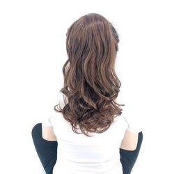 Tóc giả nữ btc03-45cm giá sỉ
