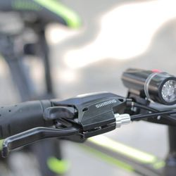 xe đạp địa hình Alcott MT02 màu xanh chuối giá sỉ, giá bán buôn