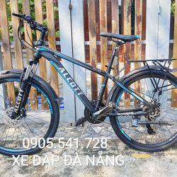xe đạp Alcott MT02 màu xanh dương size bánh 26inch giá sỉ
