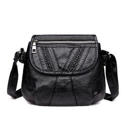 Túi xách đeo chéo da mềm size 24cm giá sỉ