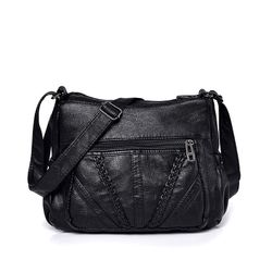 Túi xách đeo chéo da mềm size 27cm giá sỉ