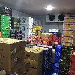 Chuyên cung cấp và lắp đặt hệ thống kho lạnh bảo quản trái cây giá sỉ