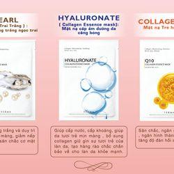 Mặt Nạ Hàn Quốc cấp nước cấp khoáng bổ sung collagen trắng da Yerma giá sỉ