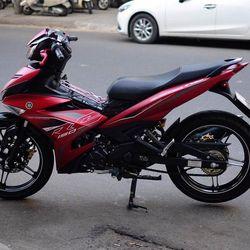 Bán xe Yamaha Exciter màu đỏ đời 2019 Xe nguyên bản đẹp giá sỉ