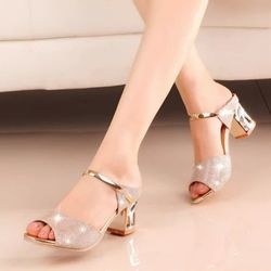 Giày cao gót cao cấp mã GNV giá sỉ