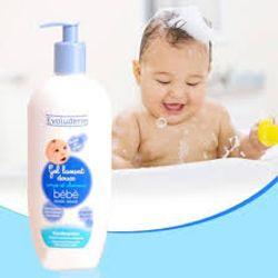 Sữa tắm gội cho bé Evoluderm 500ml - Pháp giá sỉ
