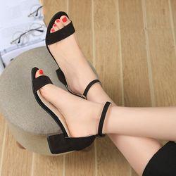 Giày cao gót cao cấp Mã GVN giá sỉ