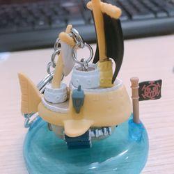 móc khóa tàu hải tặc giá sỉ