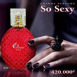 nước hoa Charme Sexy 50ml giá sỉ, giá bán buôn