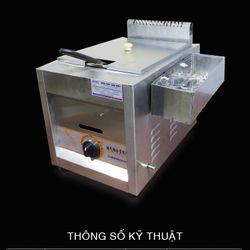 Bếp chiên nhúng đơn dùng gas - Máy Bảo Việt giá sỉ