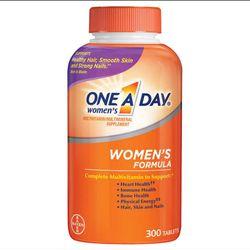 Vitamin Tổng Hợp Cho Nữ One A Day Womens Formula Của Mỹ 300 viên Mẫu mới giá sỉ