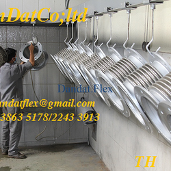 Bô zin chống rung/khớp co giãn áp lực cao/dây cấp nước nóng lạnh/ống mềm sprinkler pccc giá sỉ