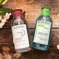 Nước tẩy trang Bioderma 500ml dành cho da dầu mụn và da nhạy cảm giá sỉ, giá bán buôn