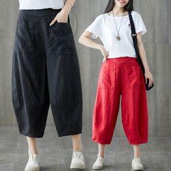 Quần nữ ống rộng thiết kế phong cách alibaba mới lạ không đụng hàng 124 giá sỉ