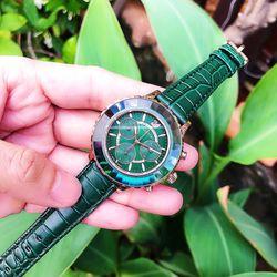 đồng hồ swa xanh
