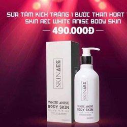 Sữa tắm trắng Skin ACE