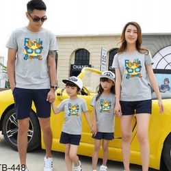 áo thun gia đình cho ngày hè B17 giá sỉ