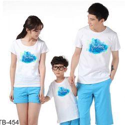 áo thun gia đình cho ngày hè B20 giá sỉ