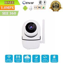 Camera Giám Sát Trong Nhà Robot Icsee SEE360 – Độ Phân Giải HD720P 10Mpx giá sỉ