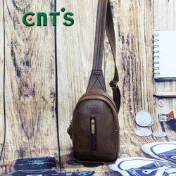 Túi đeo chéo unisex CNT MQ22 cá tính bò lợt giá sỉ, giá bán buôn
