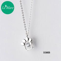 Dây chuyền bạc D3805