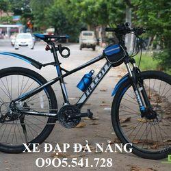 xe đạp địa hình Alcott 580XC màu xanh dương giá sỉ