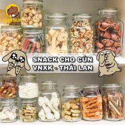 Snack bánh thưởng xương gặm cho chó - Thái Lan