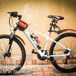 xe đạp địa hình Alcott 580XC màu trắng giá sỉ