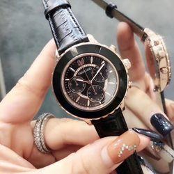 đồng hồ swa đen cao cấp giá sỉ