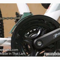 xe đạp địa hình Alcott 580XC màu trắng giá sỉ, giá bán buôn