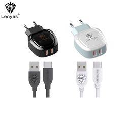 Bộ Sạc Nhanh Cho Iphone Lenyes LCH018-2 Cổng USB - Kèm cáp Iphone giá sỉ