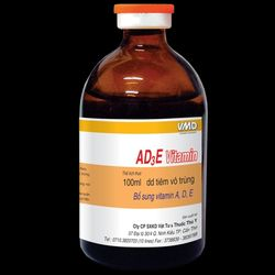 ADE - bổ sung vitamin ADE cho chó mèo gia súc gia cầm giá sỉ