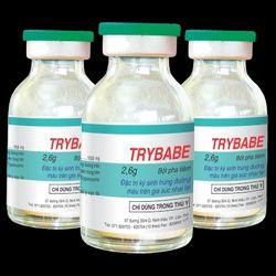 TRYBABE 26g Đặc trị ký sinh trùng đường máu như tiên mao trùng lê dạng trùng thê lê trùng giá sỉ