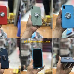 Ốp Silicone Ring Dẻo iPhone từ 6G-gtXS Max