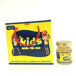 Nước yến sào FidiNest Kids xách hương dâu - Thùng 10 xách giá sỉ, giá bán buôn