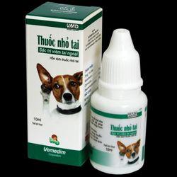 Thuốc nhỏ tai - Đặc trị viêm tai ngoài giá sỉ