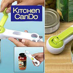 Dụng cụ mở nắp hộp đa năng Kitchen Cando