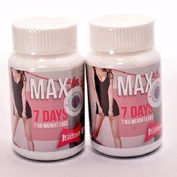 giảm cân max 7 day