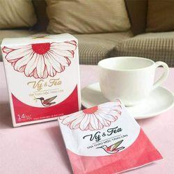 trà tăng cân vy tea