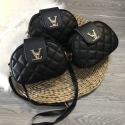 Túi đeo chéo cao cấp ba khóa kéo giá rẽ giá sỉ
