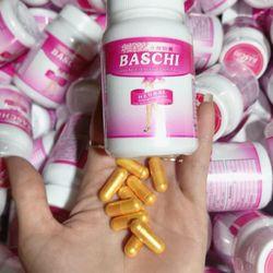 Viên uống giảm cân Baschy hồng 36 viên