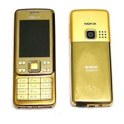 Điện thoại Nokia 6300 Vàng Gold giá sỉ
